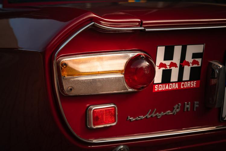 1968 Lancia Fulvia HF 1300 Rally 13