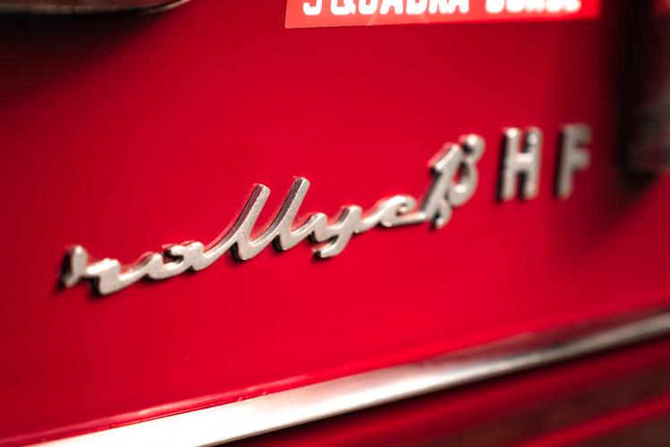 1968 Lancia Fulvia HF 1300 Rally 24