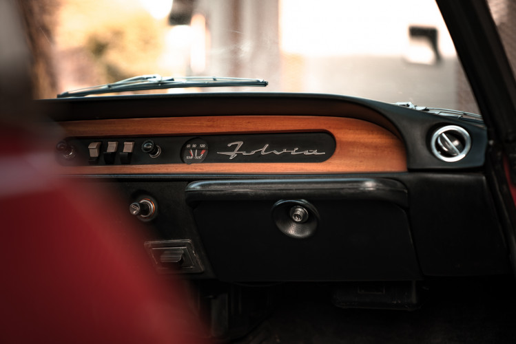 1968 Lancia Fulvia HF 1300 Rally 33