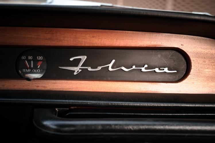 1968 Lancia Fulvia HF 1300 Rally 30