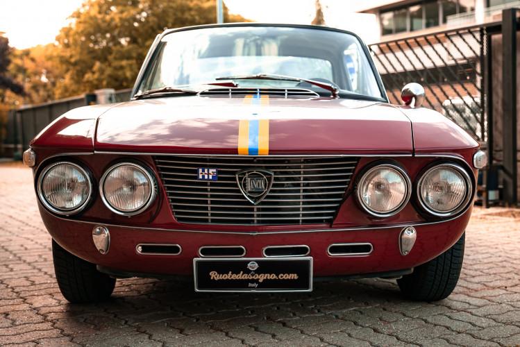 1968 Lancia Fulvia HF 1300 Rally 1