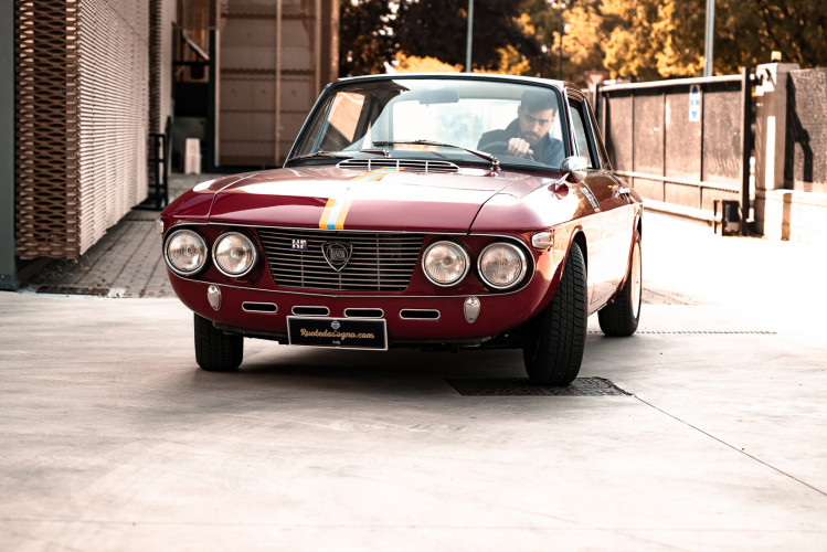 1968 Lancia Fulvia HF 1300 Rally 10