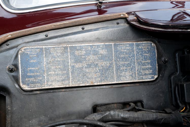 1949 Lancia Aprilia 27