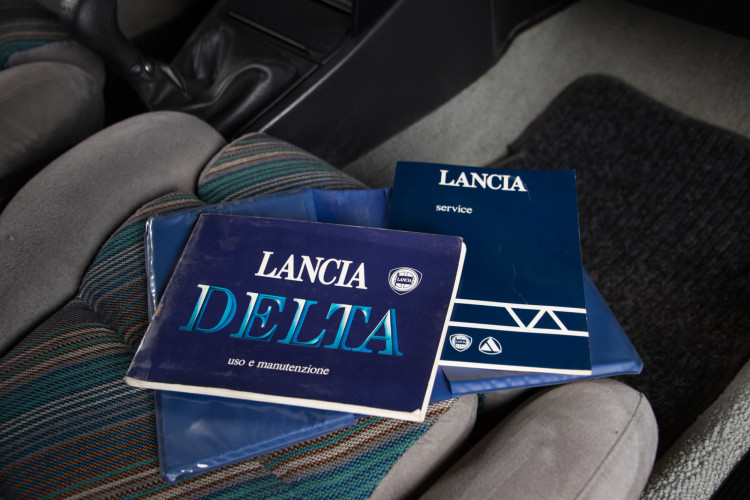 1987 Lancia Delta HF 4WD 16