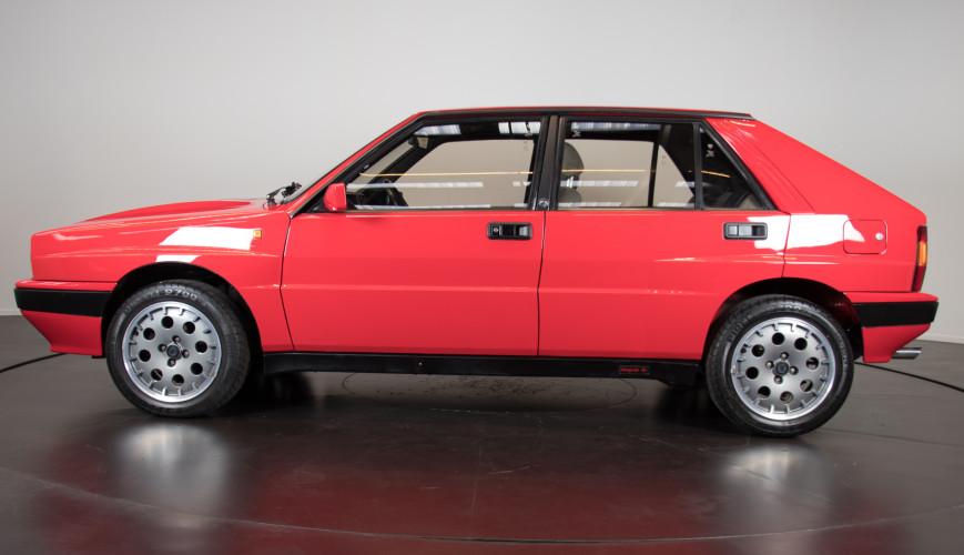 1989 Lancia Delta HF Integrale 16v 1