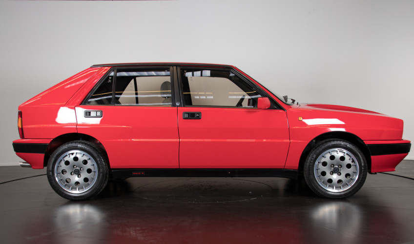 1989 Lancia Delta HF Integrale 16v 17