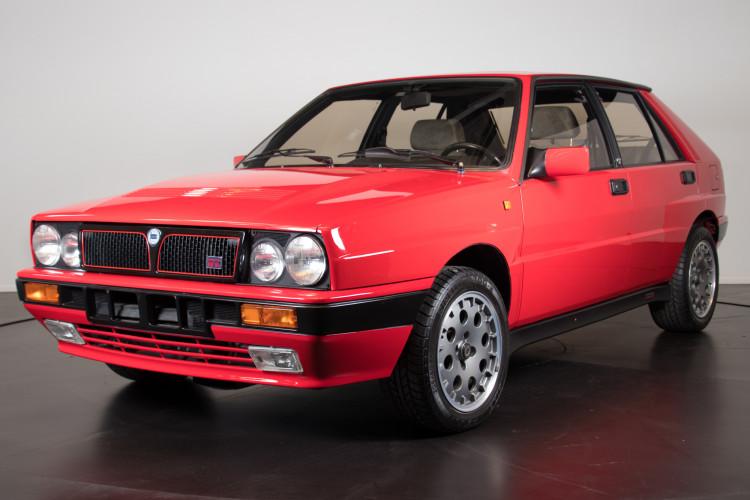 1989 Lancia Delta HF Integrale 16v 0