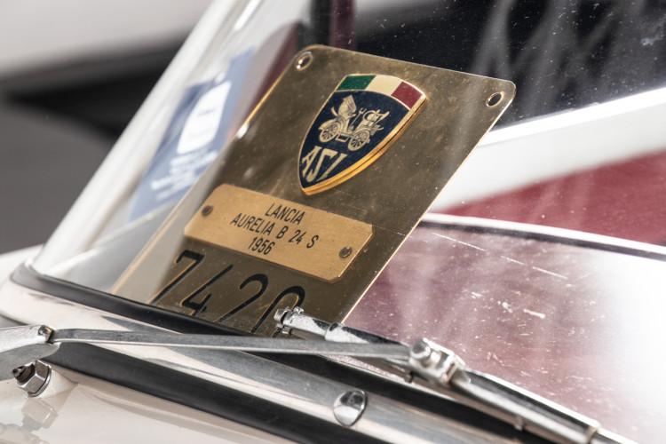 1955 Lancia Aurelia B24 S spider 15