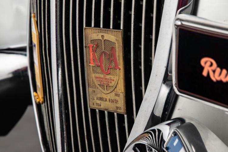 1955 Lancia Aurelia B24 S  12