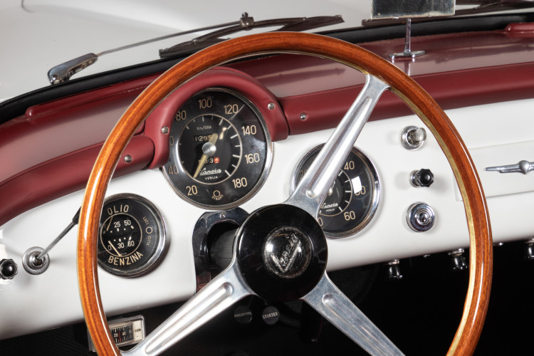 1955 Lancia Aurelia B24 S  21