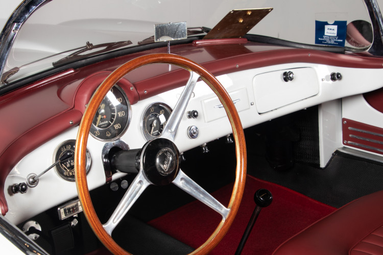 1955 Lancia Aurelia B24 S  20