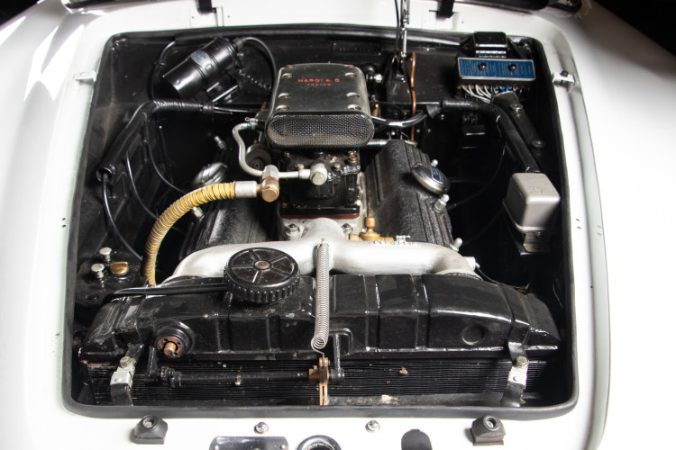 1955 Lancia Aurelia B24 S  32