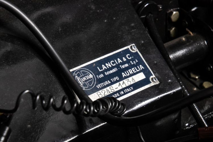 1955 Lancia Aurelia B24 S  36