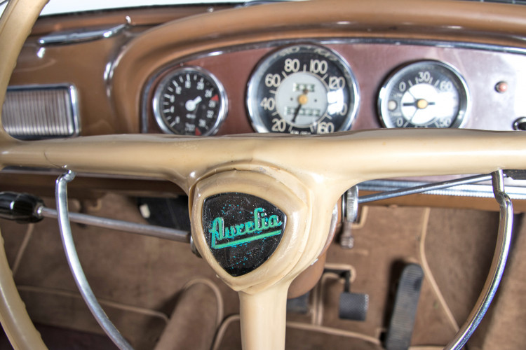 "1951 LANCIA AURELIA B50 ""Farina"" 13"