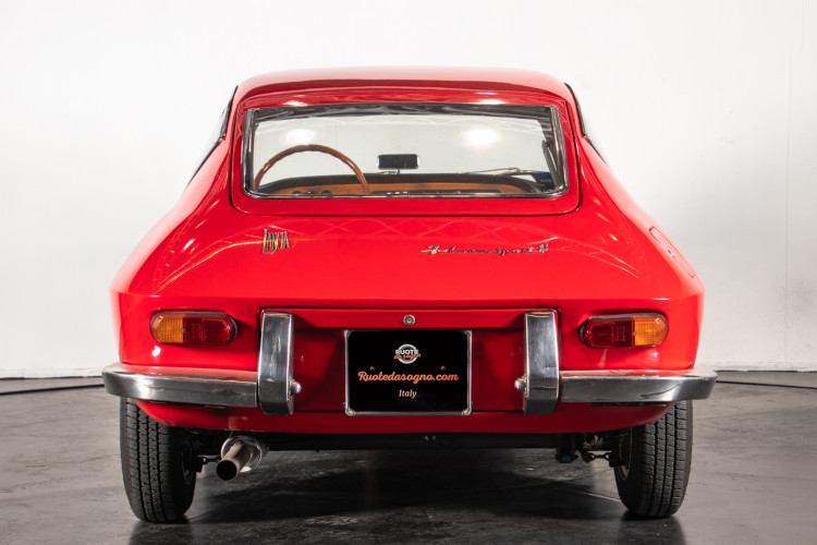 1968 Lancia Fulvia sport Zagato 3