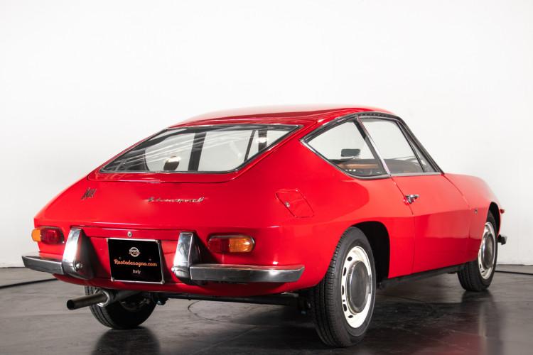 1968 Lancia Fulvia sport Zagato 4