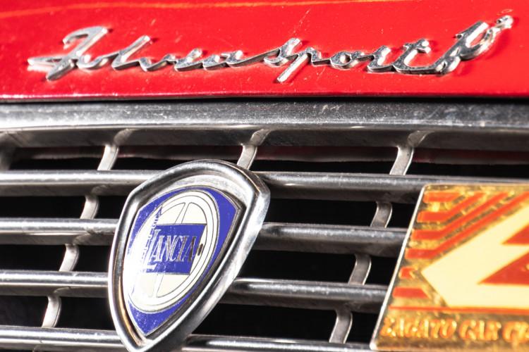 1968 Lancia Fulvia sport Zagato 11