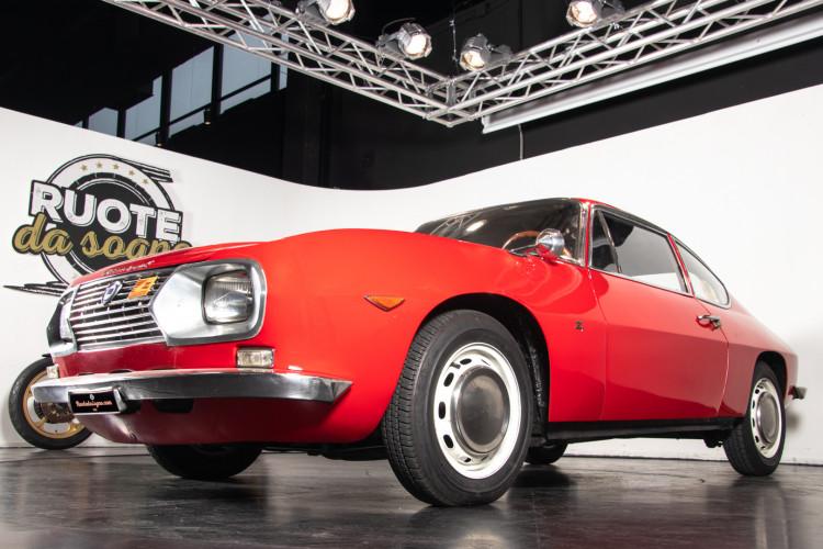 1968 Lancia Fulvia sport Zagato 12