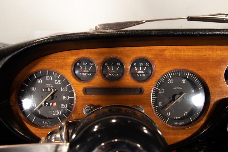 1968 Lancia Fulvia sport Zagato 17