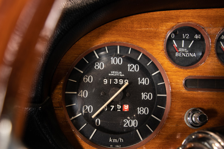 1968 Lancia Fulvia sport Zagato 19