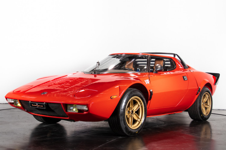 1975 LANCIA STRATOS  0