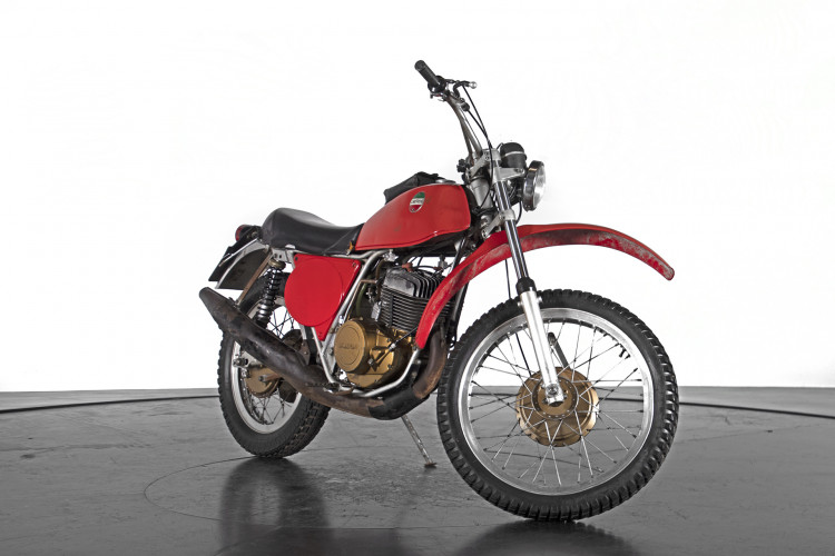 1977 LAVERDA 250 2T 2