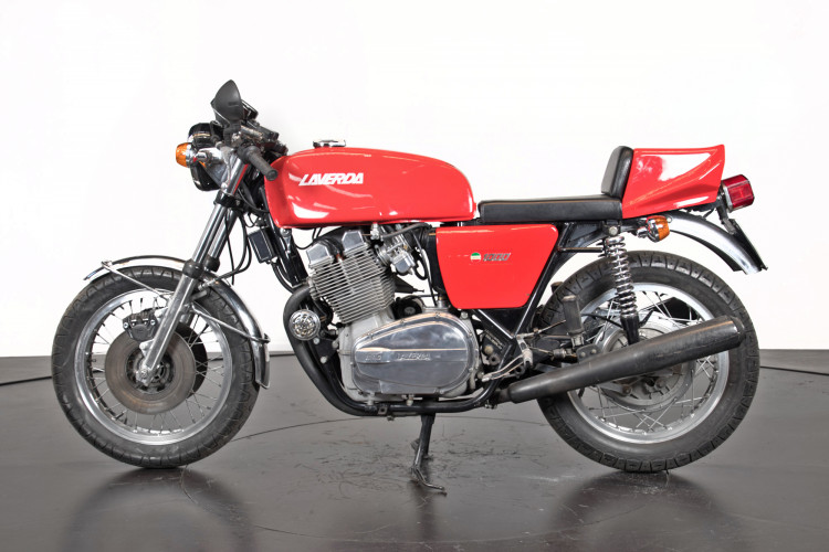 1975 Laverda 1000 SF 0