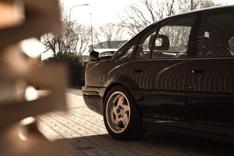 1991 Lotus Opel Omega  8