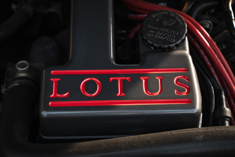 1991 Lotus Opel Omega  49