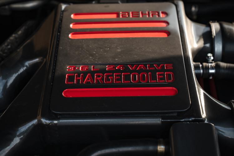 1991 Lotus Opel Omega  48