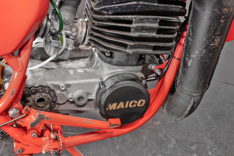 1980 Maico 250 12