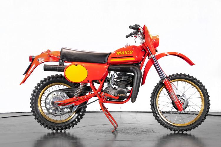 1980 Maico 250 4