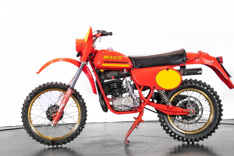 1980 Maico 250 0