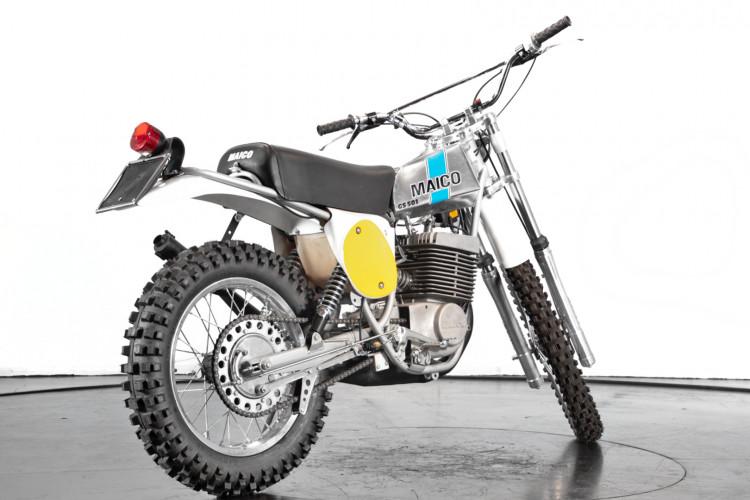 1976 Maico GS 501 5