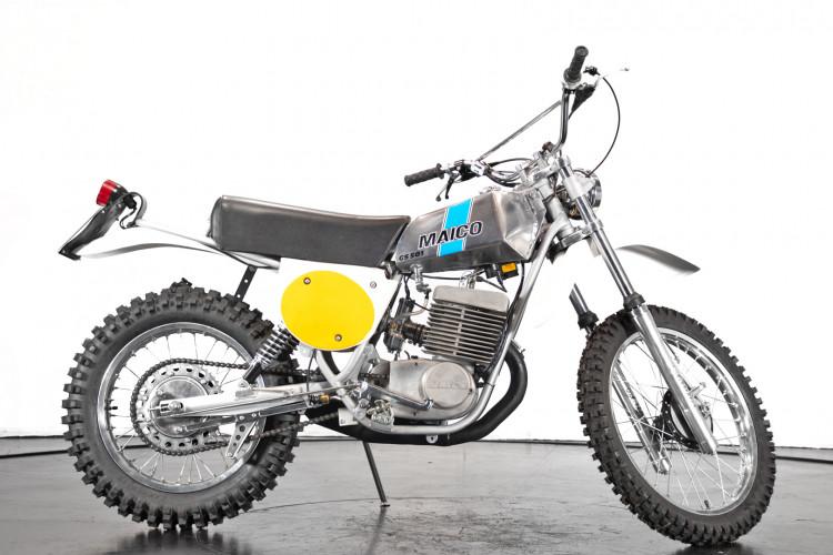 1976 Maico GS 501 4