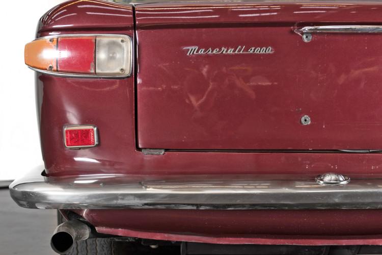 1967 Maserati Quattroporte 9