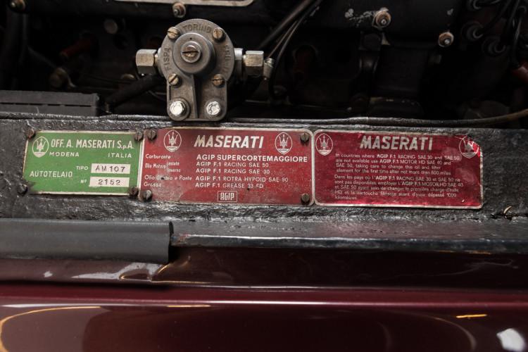 1967 Maserati Quattroporte 23