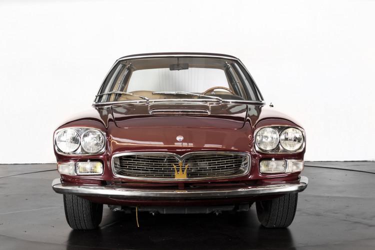 1967 Maserati Quattroporte 8