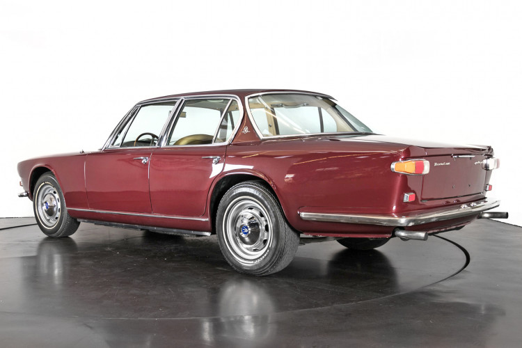 1967 Maserati Quattroporte 6