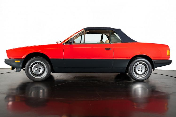 1985 Maserati Biturbo Spyder 1