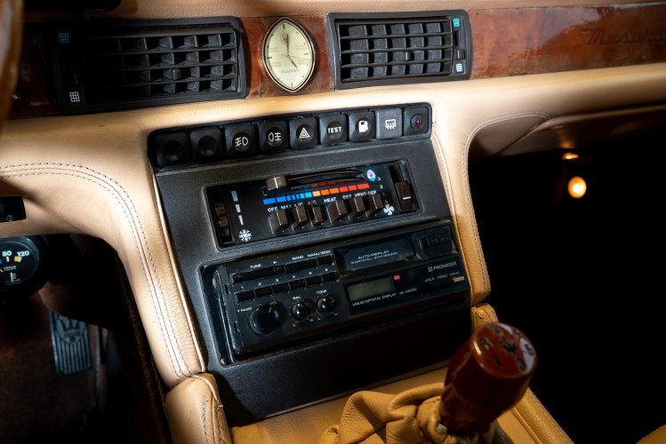 1985 Maserati Biturbo Spyder 22