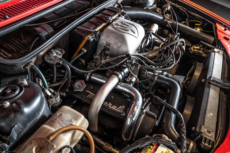 1985 Maserati Biturbo Spyder 33