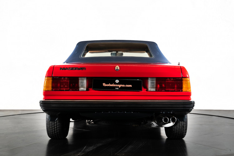 1985 Maserati Biturbo Spyder 3