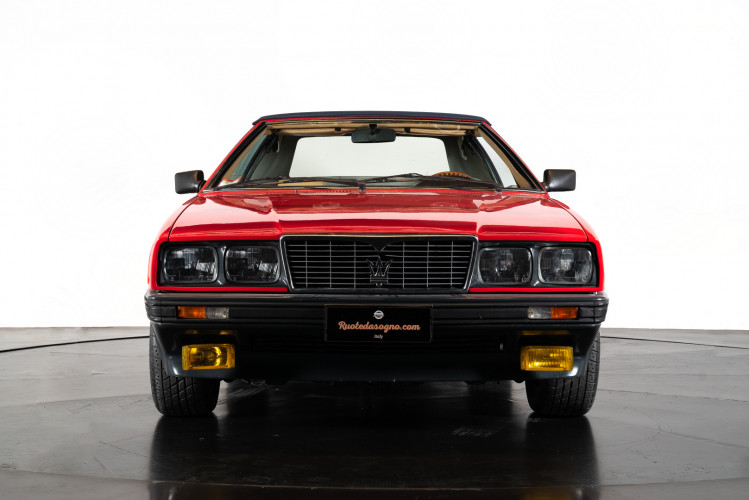1985 Maserati Biturbo Spyder 6