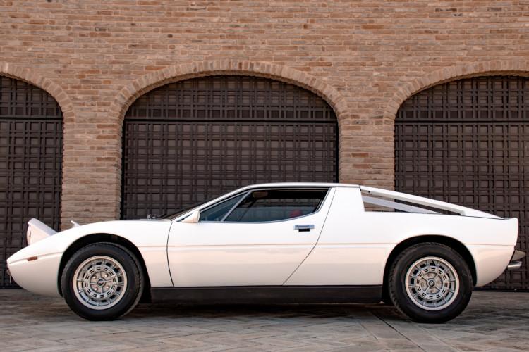1973 Maserati Merak 12