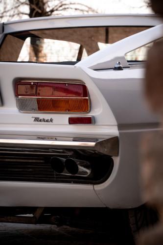 1973 Maserati Merak 5