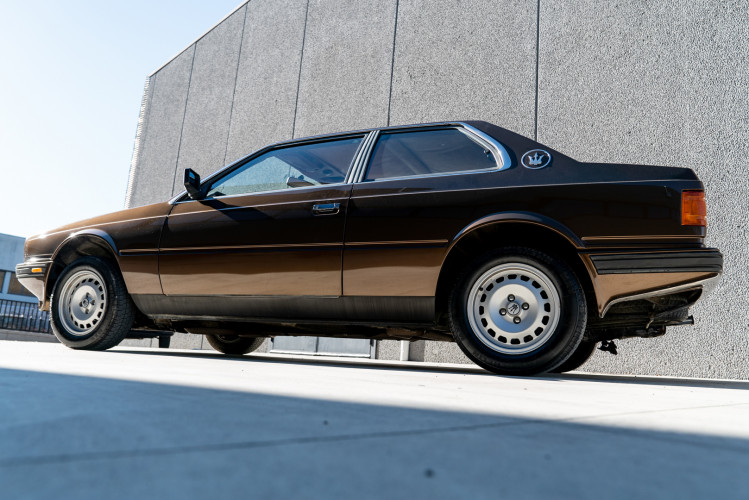 1984 Maserati Biturbo 2000 5