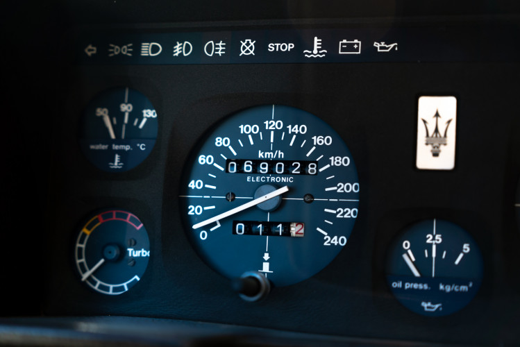 1984 Maserati Biturbo 2000 22
