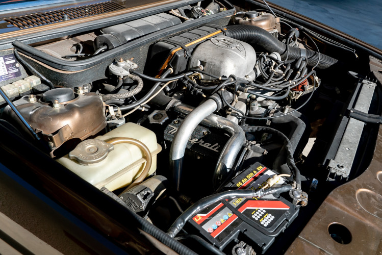 1984 Maserati Biturbo 2000 33