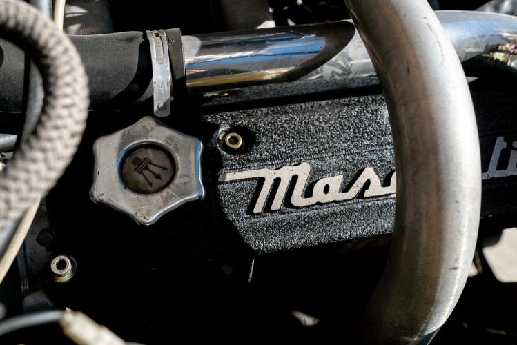 1984 Maserati Biturbo 2000 36